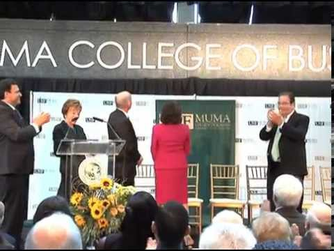 Huge Donations, Name Changes and New Buildings for USF's Colleges of Business