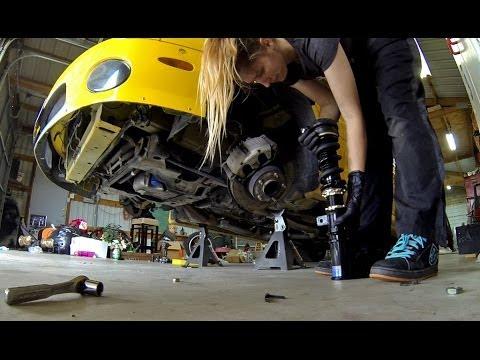 Pontiac Gto 2014 >> ChixGTO: 2004 Pontiac GTO BC ER Series Coilover Install ...