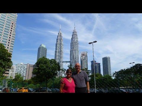 A day in Kuala Lumpur.