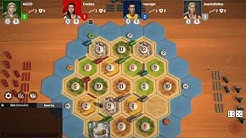 Remaining Flexible - Journey to 1500 ELO in Catan Universe #4