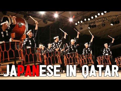 Japanese Music/Dance in Qatar