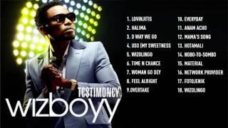 Wizboyy - Testimony (Full Album Stream)