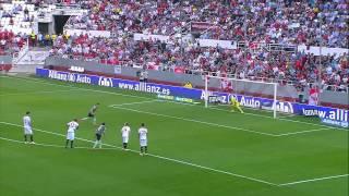 Resumen | Highlights | مالاجا بيتيس Sevilla FC (4-1) RCD Espanyol - HD
