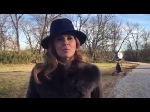 Connie Britton stands for climate action