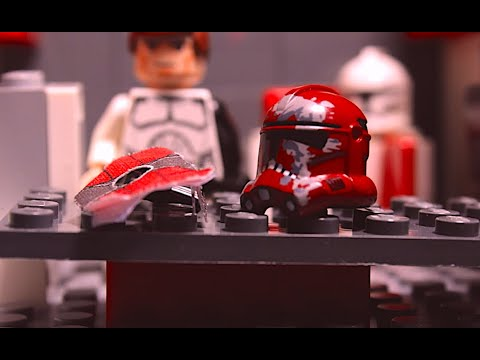 The Story Of Captain Bolt - Lego Star Wars Stop Motion