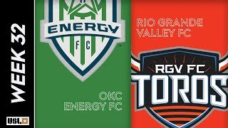 OKC Energy FC Vs. Rio Grande Valley FC October 13 2019