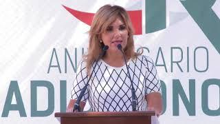 Gobernadora celebra el 35 aniversario de Radio Sonora