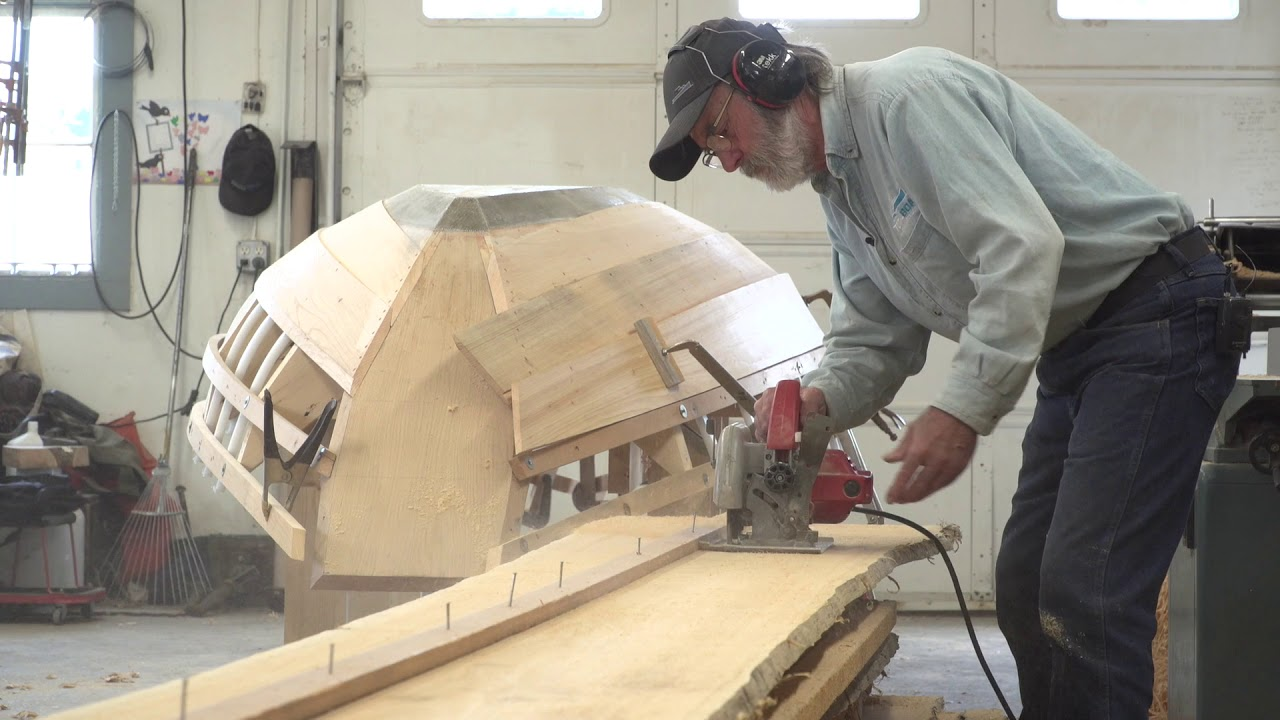 Building the TotalBoat Sport Dory: Episode 24 - Getting out the Second  Binder Strake