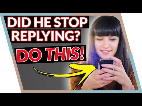 Do THIS When He Doesn't Text Back (Make him miss you!)