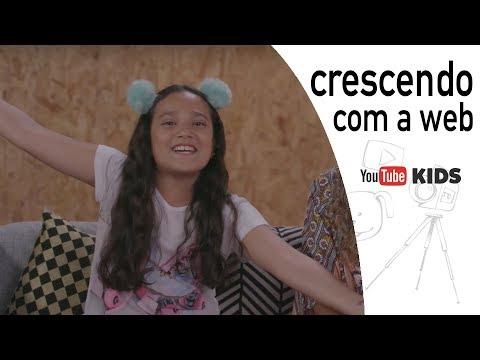 Crescendo com a WEB por Juliana Baltar & Kids Fun