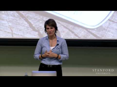 Stanford Seminar - Living, Breathing Data