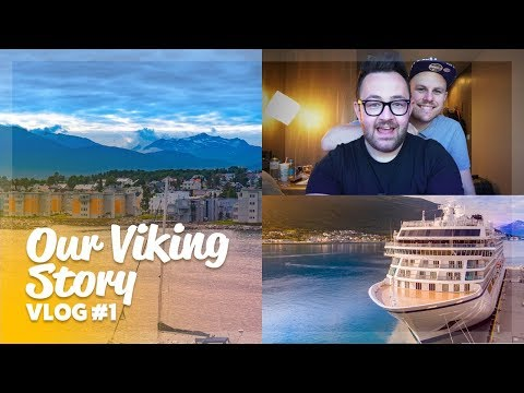 Our Viking Story | To the Arctic Circle! | Ep 1