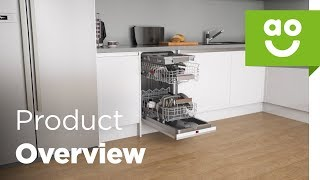 Bosch Dishwasher SPV66TX01E Slimline Product Overview | ao.com