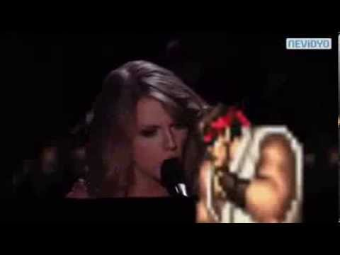Ryu Kicks On Taylor Swift Face