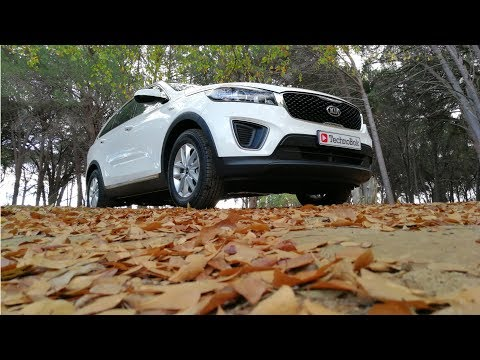 Kia Sorento 2.2 CRDi - Stylish I Spacious I Comfortable