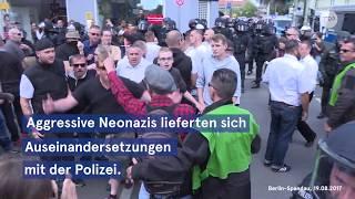 Rechtsextreme planen erneut NS-verherrlichenden Aufmarsch in Berlin-Spandau