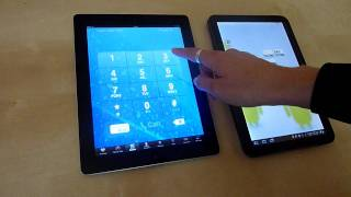 Vippie! Mobile: high quality video calling form IPad to Motorola Xoom