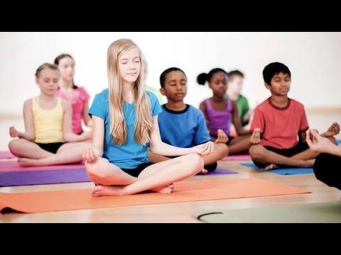 Geleide meditatie kindermeditatie om heerlijk te slapen