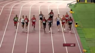 Asbel Kiprop final 1500 metros Beijing 2015