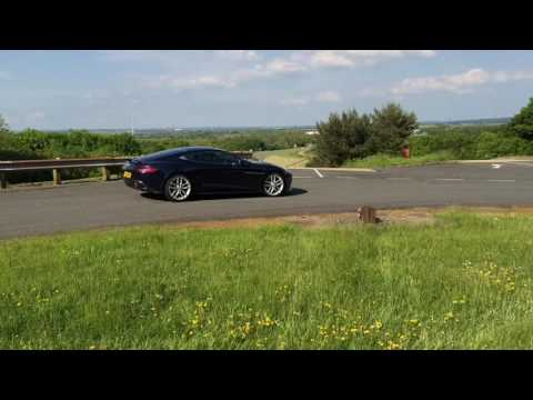 Aston Martin Vanquish Review - Exchange and Mart