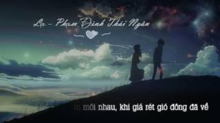 Lạ - Phạm Đình Thái Ngân [Lyrics]