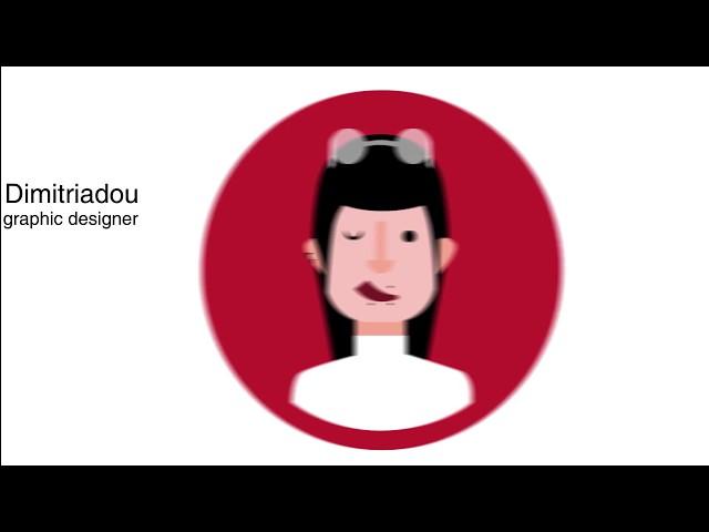 Ραφαέλα Δημητριάδου |  Motion Graphics Project