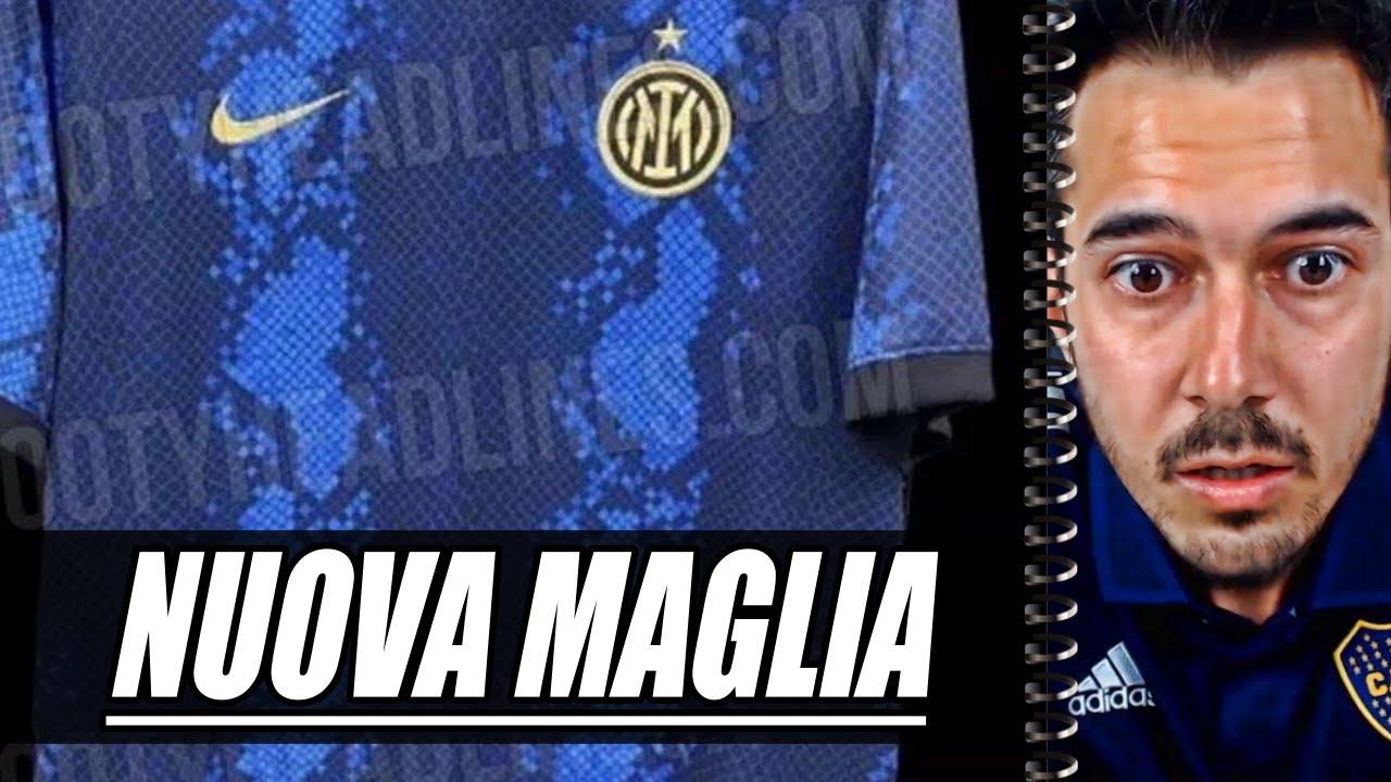 ADESSO BASTA! | La maglia dell'Inter 2021-22 home