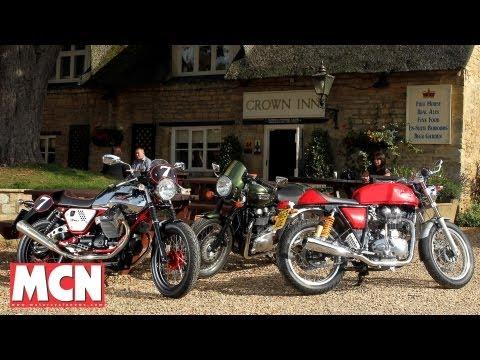 Café Racers Get Serious | Road Tests | Motorcyclenews.com