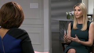 Gayle King on her revealing interview with Ivanka Trump