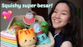 KOLEKSI SQUISHY SUPER JUMBO!!!