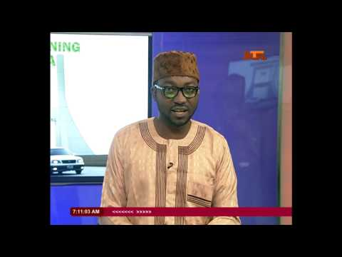 NTA Network Streaming Live Good Morning Nigeria 24/7/17