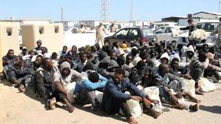 Guarda Costeira da Líbia resgata 115 migrantes