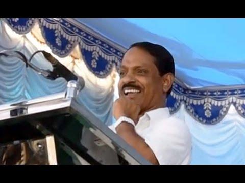 Siddique Ali Rangattoor comedy political speach at Chavakkad