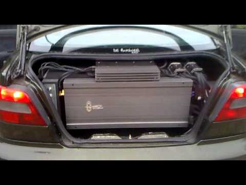 extreme trunk install ice car audio subwoofer 15 inch 8kw youtube. Black Bedroom Furniture Sets. Home Design Ideas