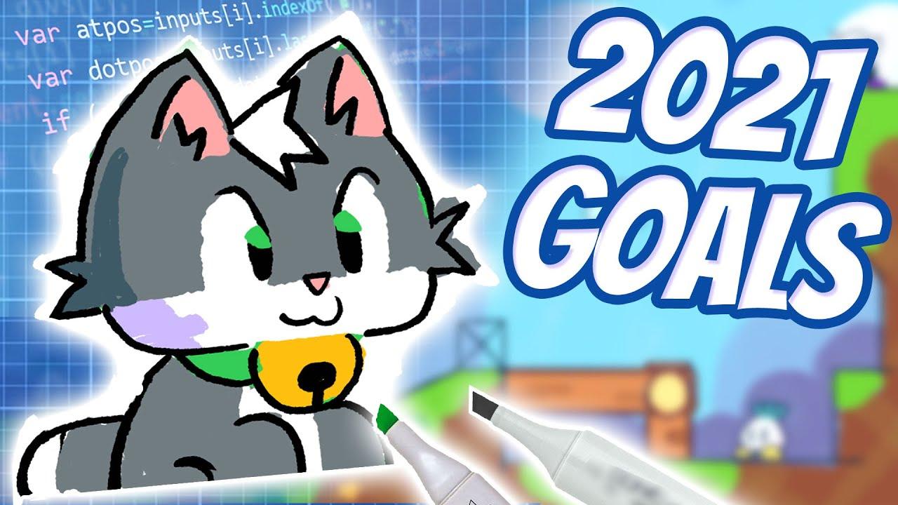 Super Cat Tales and beyond - 2021 Goals Devlog!