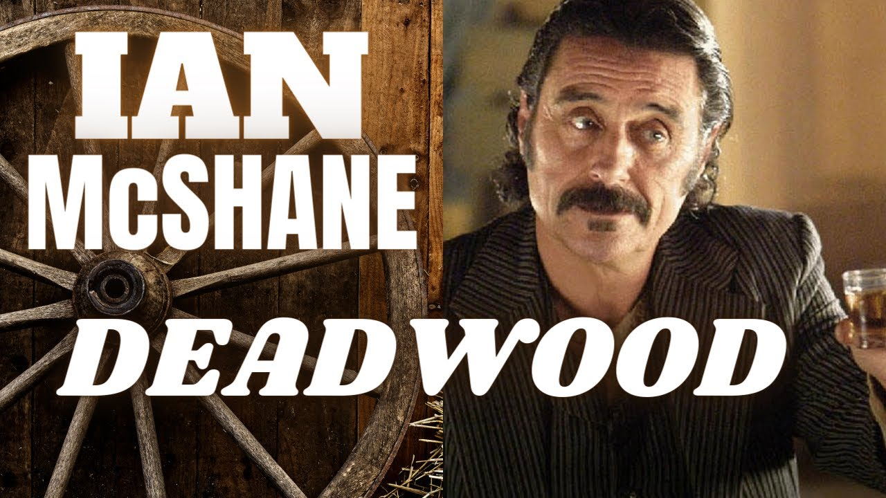 Download Deadwood and the Greatness of Ian McShane