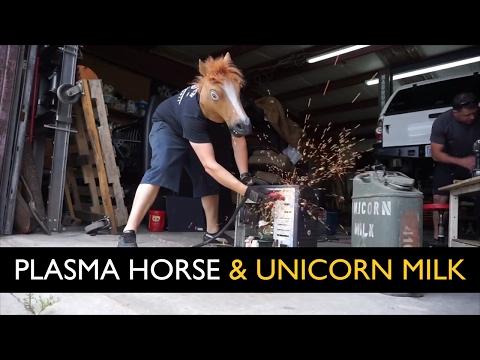 Plasma Horse & Unicorn Milk