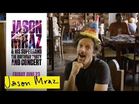 Jason Mraz Can't Sing | Comedy  | Jason Mraz