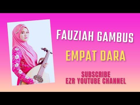 Fauziah Gambus - Empat Dara (MALAM MERDEKA 2016)