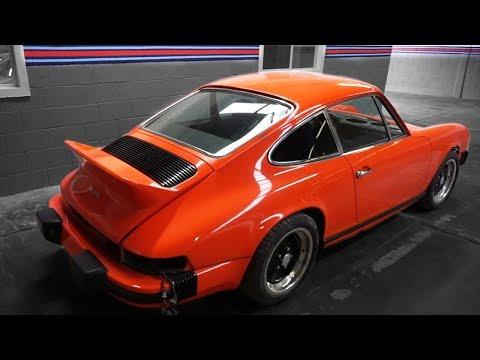 El Nuevo Hogar del Porsche 911
