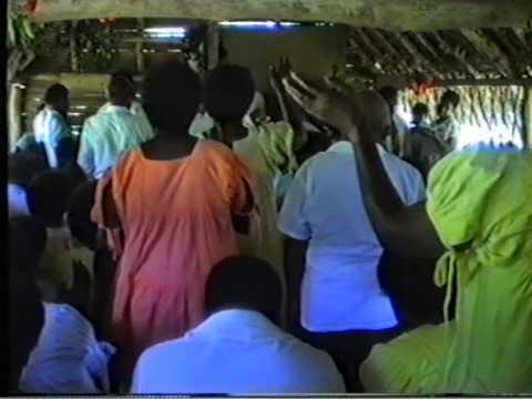 """SY""""Rolling Home"""" in Polynesien,Vanuatu,Emae Island, Gospel, 1991"""