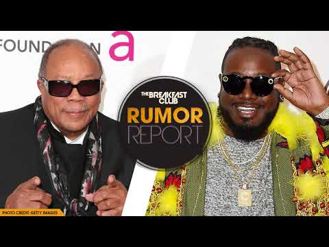 "Quincy Jones Farts On T-Pain's Version of ""P.Y.T."""