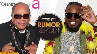 Quincy Jones Farts On T-Pain's Version of