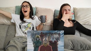 The Legend of Korra 1x12 Reaction