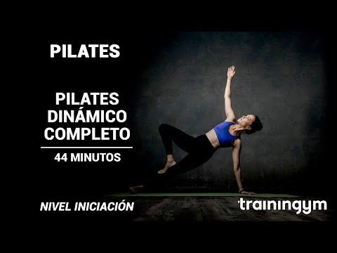 Pilates en Español | Pilates Dinámico Completo | Nivel Iniciación