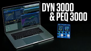 PEQ 3000 and DYN 3000 - Official Product Video