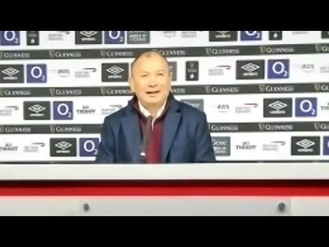 England 6-11 Scotland: Eddie Jones and Owen Farrell press conferences