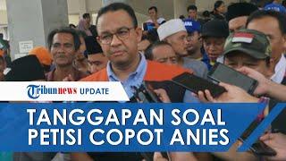 DPRD Jakarta Tanggapi soal Petisi Copot Anies Baswedan yang Ditandatangani 210 Ribu Orang
