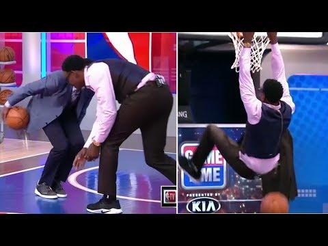 Isiah Thomas Crossover And Chris Webber Slam Dunk |  Nov 26, 2018