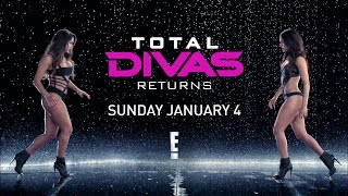 """Total Divas"" returns in 2015"